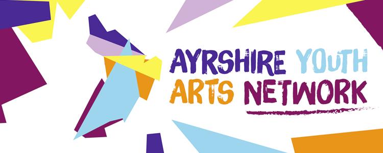 Ayrshire Youth Arts Network Logo