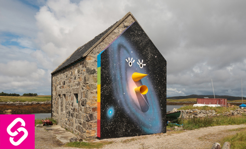 ATLAS Arts - bringing art and audiences together in Skye and Lochalsh image