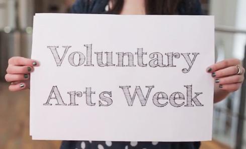Voluntary Arts Week 2015 image