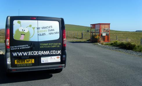 Eco Drama Magic Van