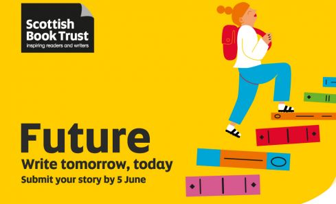 Submit Your Future Stories to the Scottish Book Trust image