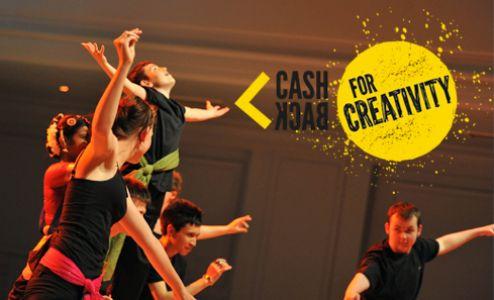 CashBack for Creativity