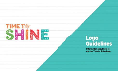 time to shine logos creative scotland