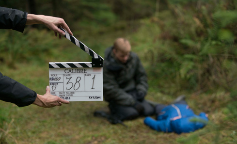 Record £69.4m spend on film and TV production image