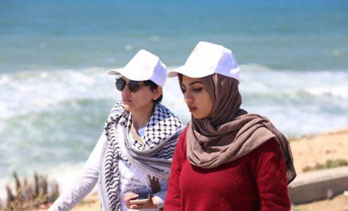 Derevon Projects - Slow Marathon 2018 - In Gaza with May