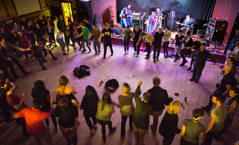 Nearly £1m support for cultural activity across Scotland image