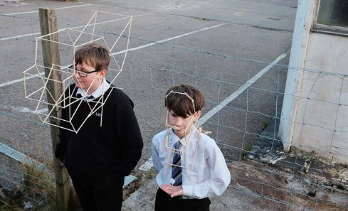 Inspiring digital creativity in young people with TTS.Digital image