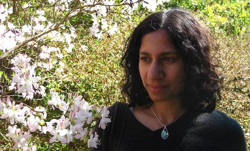 Nalini Paul, photo: James J Coleman