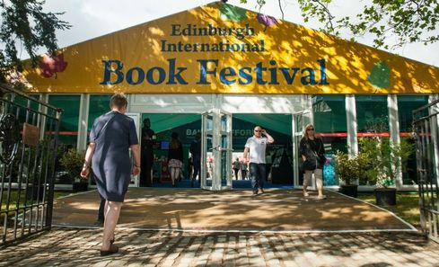 Ten events we're excited for at the Edinburgh International Book Festival image