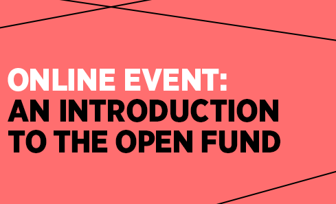 An introduction to the Open Fund image