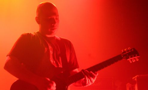 Lost in France - Mogwai gig