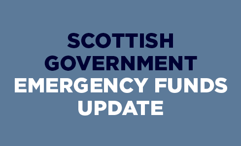 Scottish Government emergency funds update image